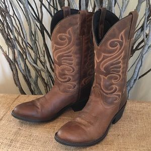 Laredo Bridget Western Cowboy Boots